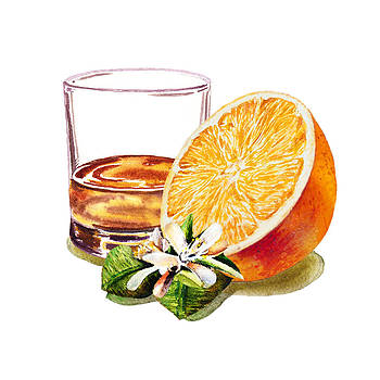 Irina Sztukowski - Irish Whiskey And Orange