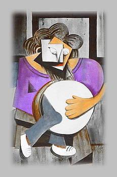Val Byrne - Irish percussionist