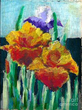 Irisis by Toshiko Tanimoto