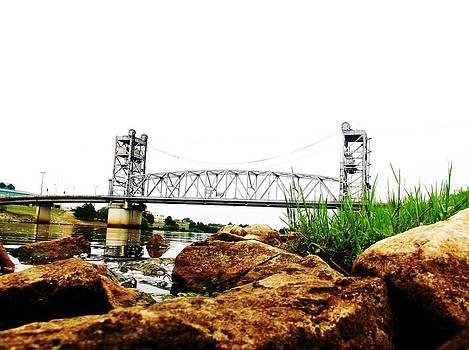 Iron Bridge by Edwin Newman