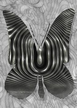 Iron Butterfly by Jack Zulli