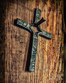 Iron Cross by Kerri Garrison