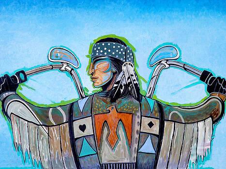 Iron Horse by Carlos Sandoval