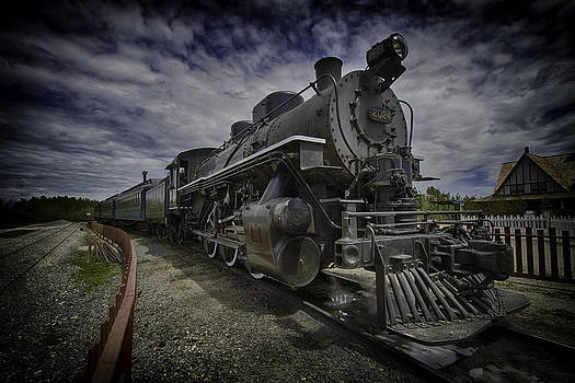 Iron Horse by Russell Styles