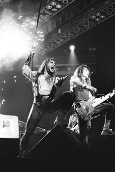 Iron Maiden by Chris Deutsch