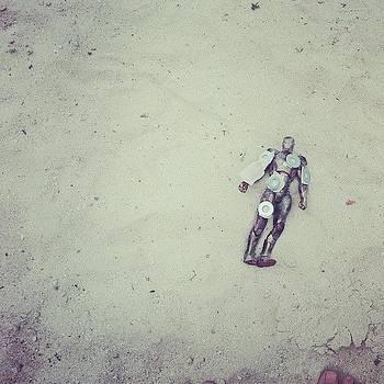 #ironman by Marigan O'Malley-Posada
