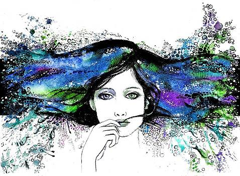 Dreja Novak - Is it lonesome on the sea