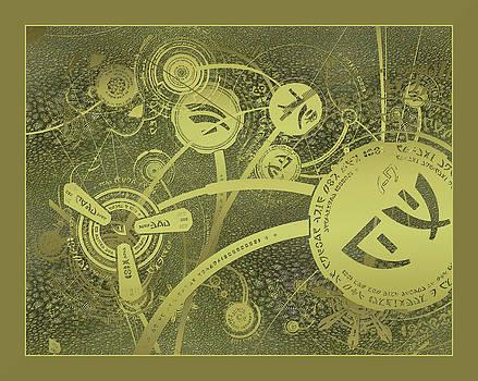 Robert Kernodle - Isaac Caret Texture