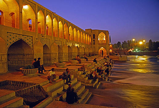 Dennis Cox - Isfahan Khaju Bridge