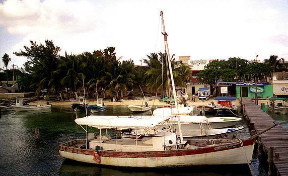 Isla Mujeres by Jack Thomas