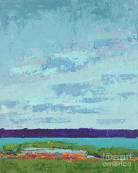 Island Estuary by Gail Kent