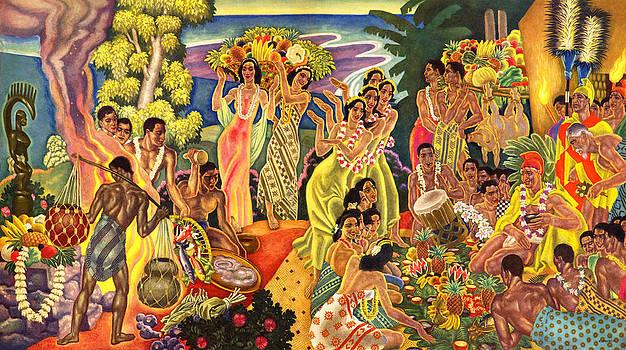 James Temple - Island Feast