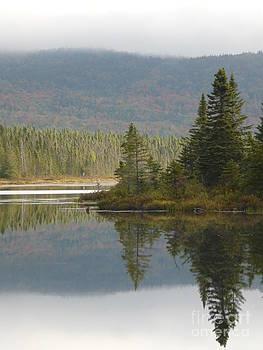 Island Reflection by Glass Slipper