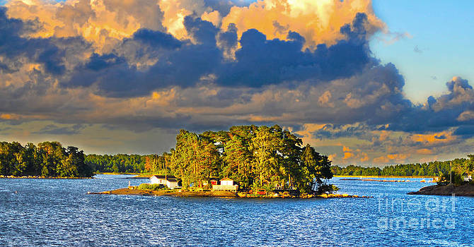 Islands of Finland by Lilianna Sokolowska