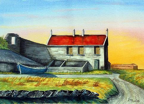 Islay  Home by Fay Reid