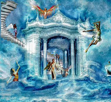 Isle of Angels by Amanda Struz
