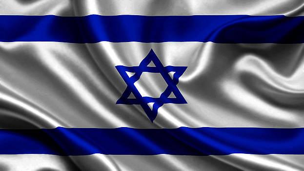 Valdecy RL - Israel Flag
