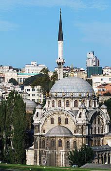 Ramunas Bruzas - Istanbul Mosque