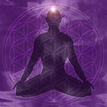 Ray Van Gundy - It Begins Within Crown Chakra