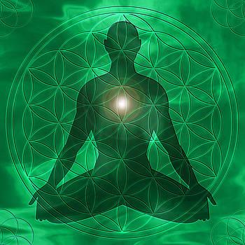 Ray Van Gundy - It Begins Within The Heart Chakra