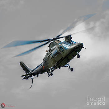Italian Agusta A 109 by Rob Heath