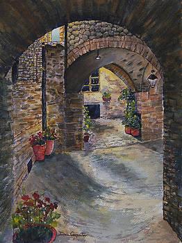 Dee Carpenter - Italian Arches