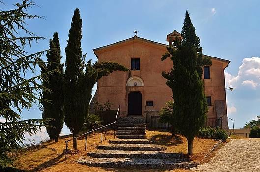 Italian Chapel by Dany Lison