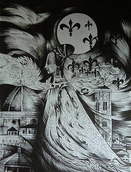 Anna  Duyunova - Italian Fantasies. Florence