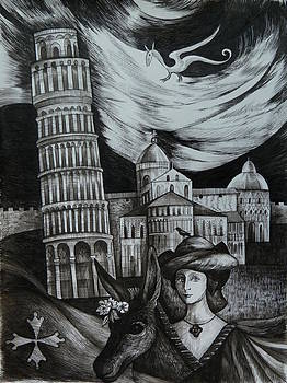 Anna  Duyunova - Italian Fantasies. Pisa
