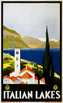 Italian Lakes by Vintage