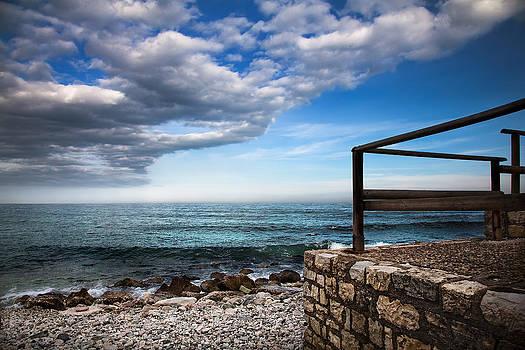 Italian Sea by Franco Farina