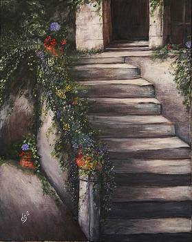 Italian Steps by DG Ewing