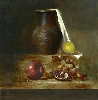 Italian Still life by Cecilia Brendel