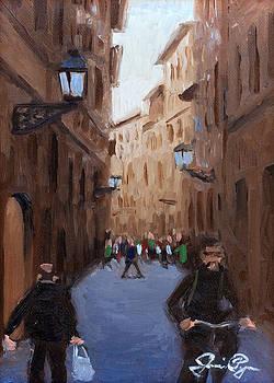 Italian Street by Jamie Pogue