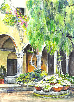 The Italian Villa by Carol Wisniewski