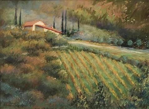 Italian Villa by Sharon Weaver