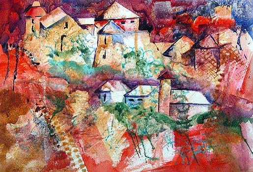 Italian Village by Randy Ross
