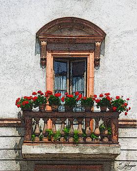 Jan Hagan - Italian Window Box