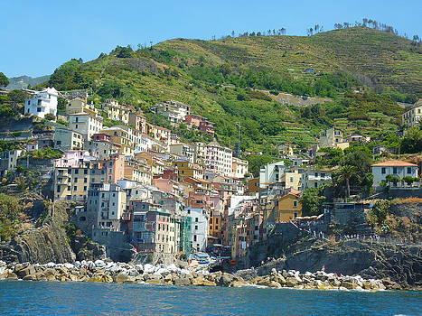 Italy by Adrienne Franklin