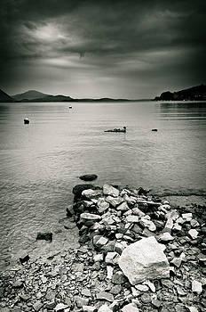 Silvia Ganora - Italy Lake Maggiore moody view