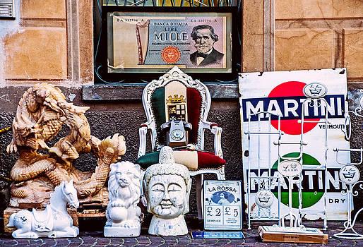 Italy Memorabilia by Luca Lorenzelli