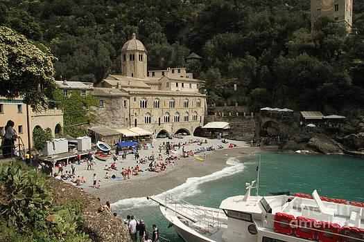 Italy Porto Futuso by Diane Greco-Lesser
