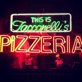 It's About To Go Down!!! #bestpizza by Dan  Diamond