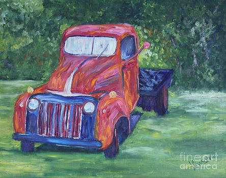 Its All About the Truck by Lee Ann Newsom