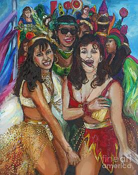 It's Carnival Time by Melanie Alcantara Correia