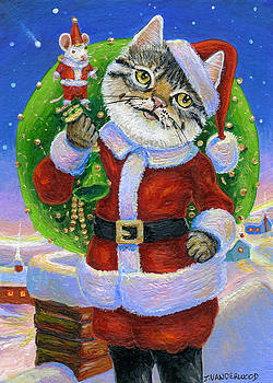 It's Christmas by Jacquelin Vanderwood