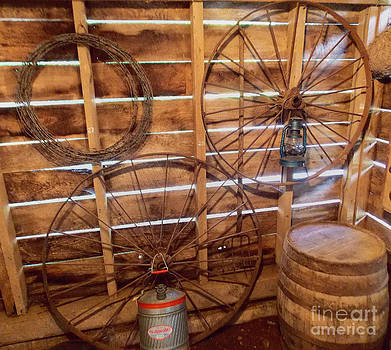 It's In The Barn by Annette Allman