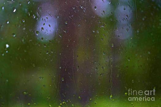 It's raining nostalgia - Tribute to Alfred Stieglitz - pictorial photography. by  Andrzej Goszcz