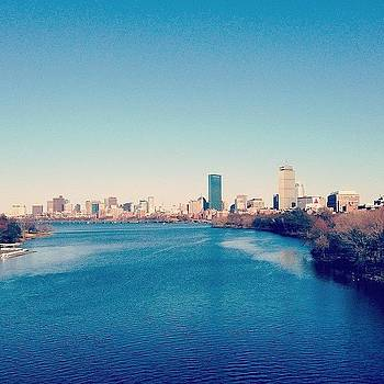 I've Missed This View.  #boston by Khamid B