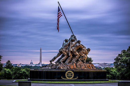 David Morefield - Iwo Jima Monument